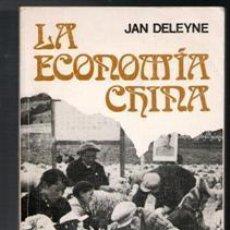 Libros de segunda mano: LA ECONOMÍA CHINA, JAN DELEYNE.. Lote 104954475
