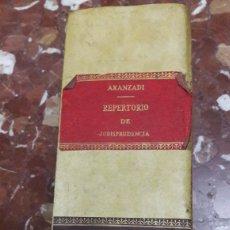 Libros de segunda mano: REPERTORIO DE JURISPRUDENCIA 1967 ARANZADI. Lote 105633798