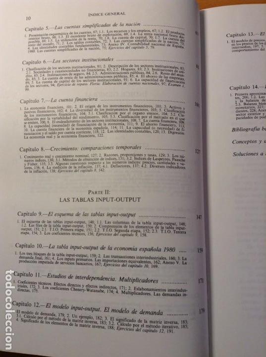 Libros de segunda mano: INTRODUCCION A LA ECONOMIA APLICADA (CANDIDO MUÑOZ CIDAD) ESPASA CALPE - Foto 5 - 106021723