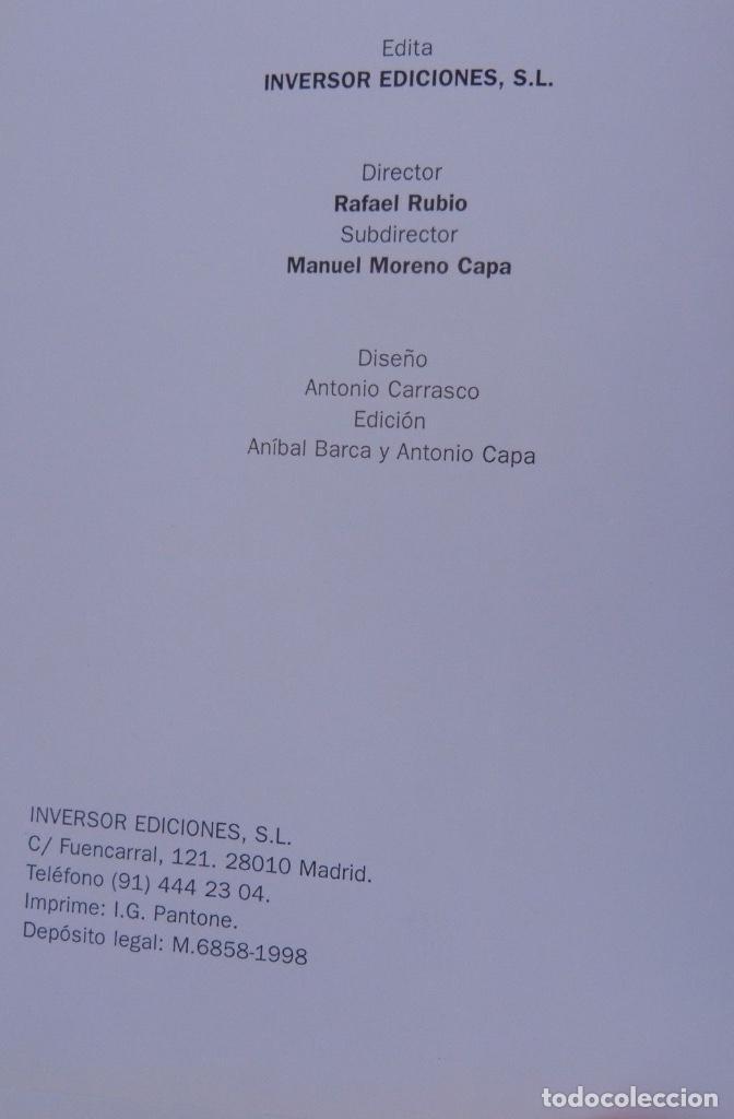 Libros de segunda mano: Curso practico de opciones y futuros/inversor ediciones, S.L./1998 - Foto 5 - 108349579