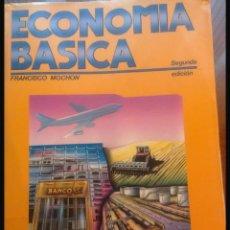 Libros de segunda mano: ECONOMÍA BASICA. Lote 108363376