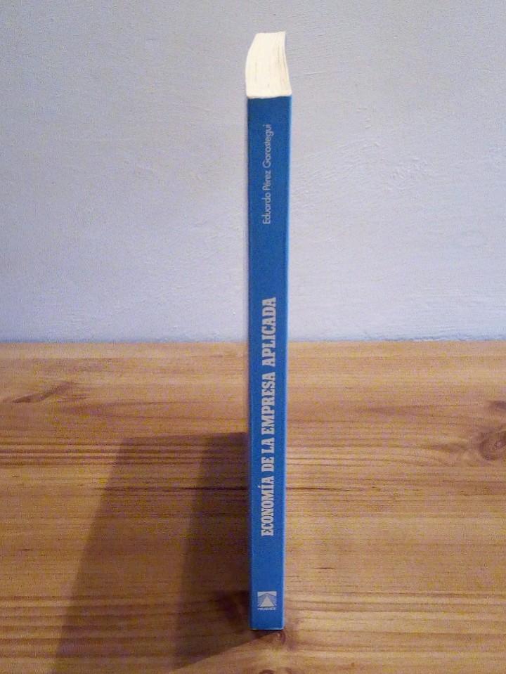 Libros de segunda mano: ECONOMÍA DE LA EMPRESA APLICADA: Instrumentos de decisión, financiación y producción. Vol II 1987 - Foto 5 - 102557635