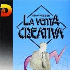 Libros de segunda mano: LA VENTA CREATIVA. STAN KOSSEN. Lote 111034783