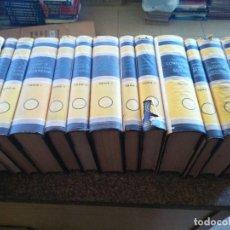 Libros de segunda mano: BIBLIOTECA DE CONTABILIDAD SUPERIOR -- 13 TOMOS -- EDITORIAL HISPANO AMERICANA - MEXICO 1953 --. Lote 111046963