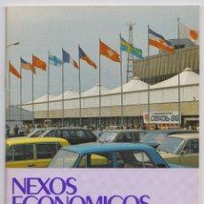 Libros de segunda mano: NEXOS ECONÓMICOS INTERNACIONALES DE LA URSS. Lote 111301503