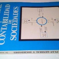 Libros de segunda mano: SUPUESTOS Y SOLUCIONES DE PLAN GENERAL Y CONTABILIDAD DE SOCIEDADES-JOSE ALVAREZ LOPEZ-5ª E REV 1979. Lote 112839967
