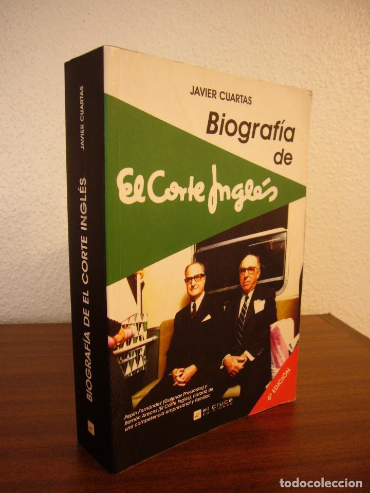 Javier cuartas: biografía de el corte inglés (e - Vendido en Venta ...