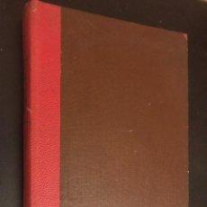 Libros de segunda mano: MANUAL DE DERECHO INTERNACIONAL PRIVADO. JOSE RAMON DE ORUE Y ARREGUI. Lote 113301743