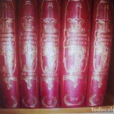 Libros de segunda mano: ENCICLOPEDIA JURÍDICA ESPAÑOLA (1911-1945) COMPLETA - 73 TOMOS - MEDIA PIEL - EN MAGNÍFICO ESTADO. Lote 113392899
