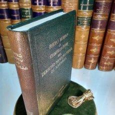 Libros de segunda mano: FUERO NUEVO O COMPILACIÓN DEL DERECHO PRIVADO FORAL DE NAVARRA - EDICIÓN OFICIAL - FIRMADO - 1974 -. Lote 113495627