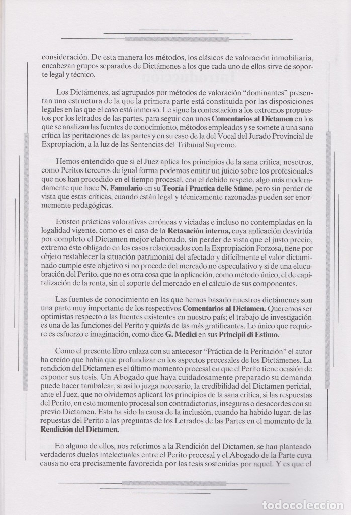 Libros de segunda mano: VALORACIÓN INMOBILIARIA PERICIAL - Foto 3 - 114290783