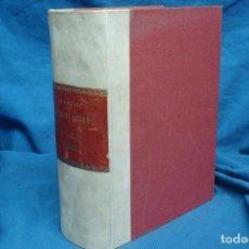 Libros de segunda mano: REPERTORIO CRONOLÓGICO DE LEGISLACIÓN - AÑO 1943 PRIMERA EDICIÓN - ED-ARANZADI. Lote 115521459