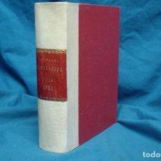 Libros de segunda mano: REPERTORIO CRONOLÓGICO DE LEGISLACIÓN - AÑO 1931 SEGUNDA EDICIÓN - ED-ARANZADI. Lote 115572951