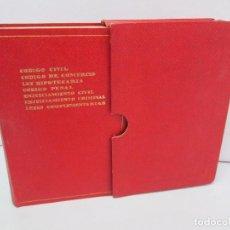 Libros de segunda mano: MANUAL DEL ABOGADO. CODIGO CIVIL,DE COMERCIO, LEY HIPOTECARIA...EDITORIAL CALLEJA. Lote 115638455