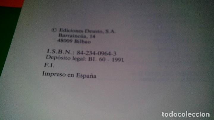 Libros de segunda mano: LA AUDITORIA DE CUENTAS EN LA EMPRESA ESPAÑOLA-Juan María Madariaga Gorocica-DEUSTO 1991 - Foto 6 - 117169751
