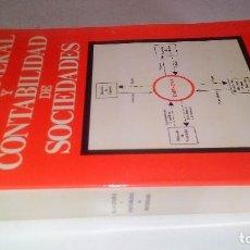 Libros de segunda mano: PLAN GENERAL Y CONTABILIDAD DE SOCIEDADES-JOSE ALVAREZ LOPEZ - EDITORIAL DONOSTIARRA. Lote 117170267