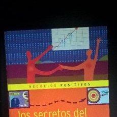 Libros de segunda mano: LOS SECRETOS DEL EXITO EN LA VENTA. KRISTINA SUSAC. ESTRATEGIAS PARA MEJORAR LAS HABILIDADES . Lote 118376443