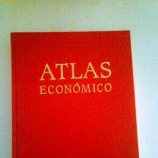 Libros de segunda mano: ATLAS ECONOMICO – DEUSTO.. Lote 118553719