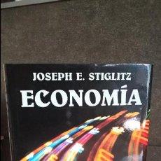 Libros de segunda mano: ECONOMIA JOSEPH E. STIGLITZ. Lote 118720011
