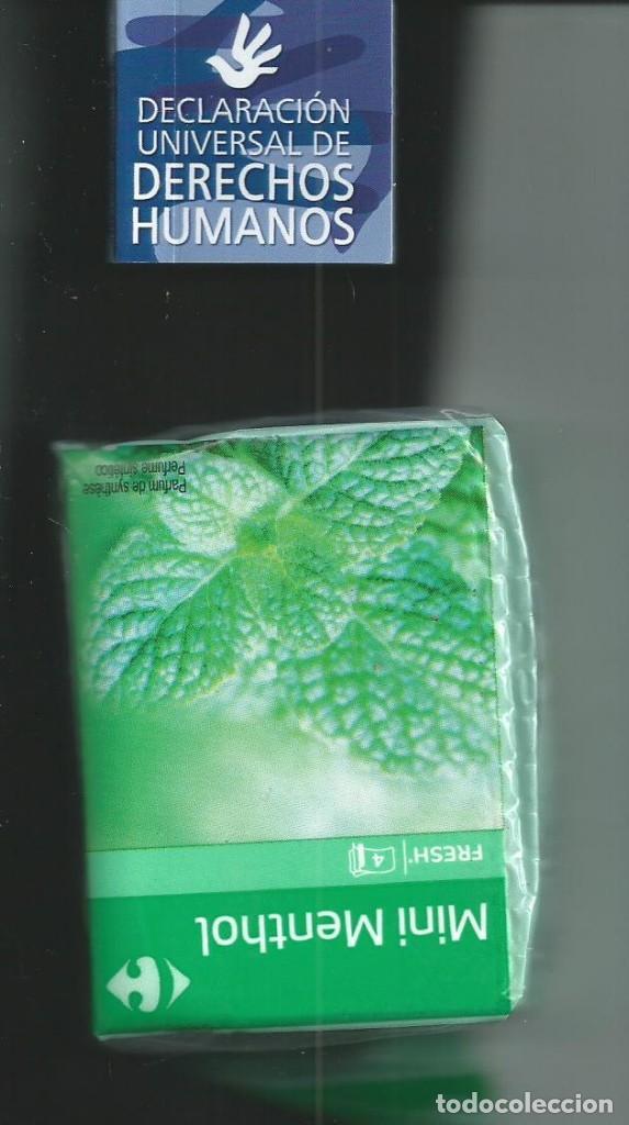 Libros de segunda mano: MINI LIBRO MINIATURA COLECCION MINILIBROS DERECHOS HUMANOS CGAE 2005 DECLARACION UNIVERSAL - Foto 2 - 119151939