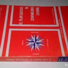 Libros de segunda mano: EL PLAN GENERAL DE CONTABILIDAD ESPAÑOL- MANUAL DE APLICACIÓN - JESÚS Mª LANDA. Lote 119336807