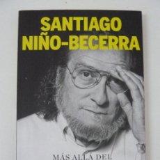 Libros de segunda mano: MÁS ALLÁ DEL CRASH. SANTIAGO NIÑO. Lote 120493855
