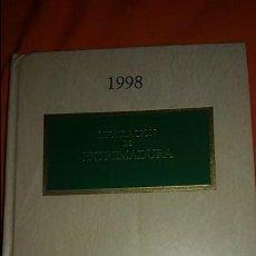 Libros de segunda mano: LEGISLACIÓN DE EXTREMADURA - 1998 - ARANZADI EDITORIAL. Lote 121155415