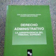 Libros de segunda mano: DERECHO ADMINISTRATIVO - LA JURISPRUDENCIA DEL TRIBUNAL SUPREMO -- CENTRO DE ESTUDIOS RAMON ARECES . Lote 121176167