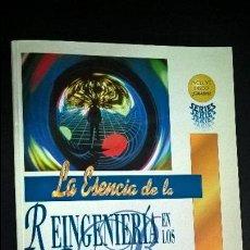Libros de segunda mano: REINGENIERIA EN LOS PROCESOS DE NEGOCIOS. PEPPARD Y ROWLAND. PRENTICE HALL 1996. CONTIENE DISCO.. Lote 121883895