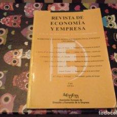 Libros de segunda mano: TOMO REVISTA ECONOMIA Y EMPRESAS MARKETING Y NUEVOS PRODUCTOS PERSPECTIVAS ENFOQUES AEDEM 2005. Lote 122135923