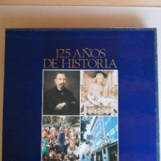 Libros de segunda mano: 125 ANYS D'HISTORIA CAIXA LAIETANA. MATARÓ 1863-1988. MARESME. CAJA AHORROS LAYETANA.. Lote 125916503
