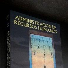 Libros de segunda mano: ADMINISTRACION DE RECURSOS HUMANOS. R. WAYNE MONDY Y ROBERT M. NOE. PRENTICE HALL 1997.. Lote 126375411