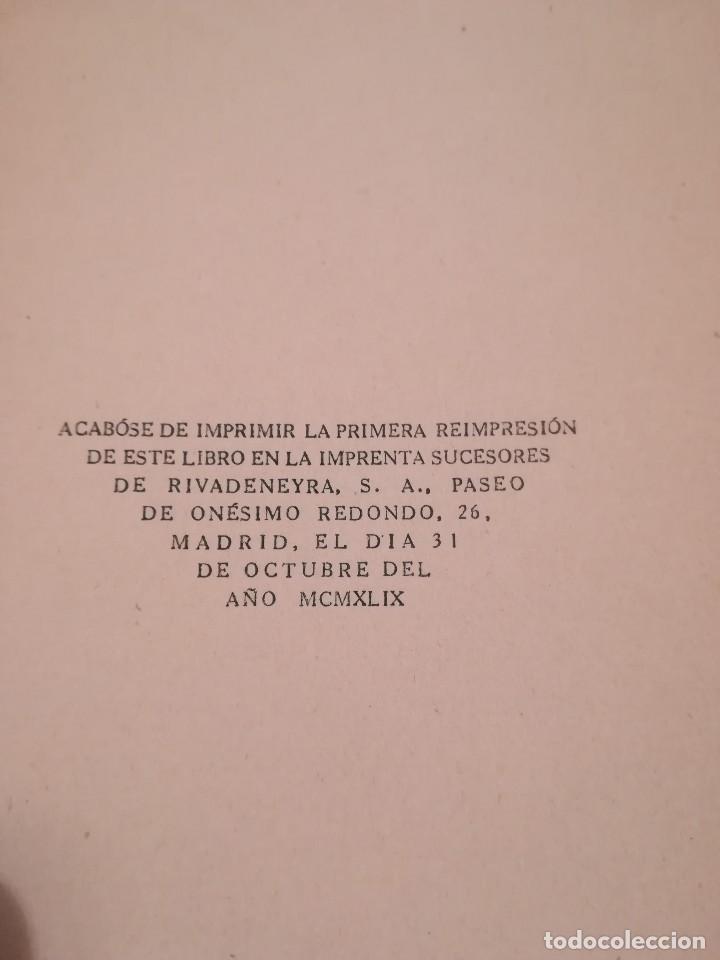 Libros de segunda mano: Principios de estadística - Manuel Berlanga Barba - 2ª edición 1949 - Foto 4 - 126880383