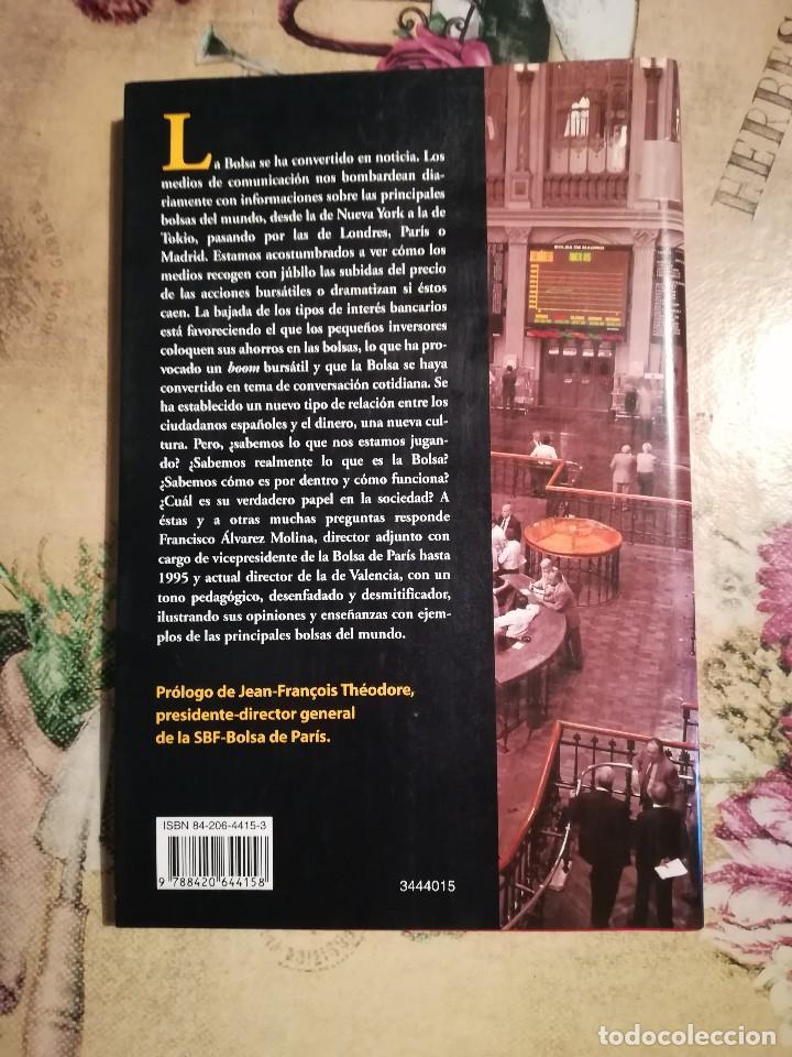 Libros de segunda mano: No le digas a mi madre que trabajo en Bolsa - Francisco Álvarez Molina - 2000 - Foto 2 - 128452443