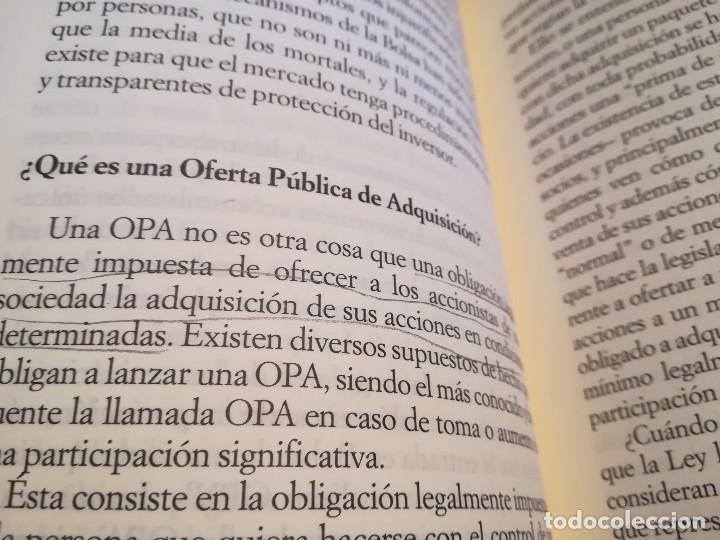 Libros de segunda mano: No le digas a mi madre que trabajo en Bolsa - Francisco Álvarez Molina - 2000 - Foto 5 - 128452443