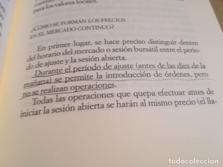 Libros de segunda mano: No le digas a mi madre que trabajo en Bolsa - Francisco Álvarez Molina - 2000 - Foto 6 - 128452443