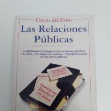 Libros de segunda mano: LAS RELACIONES PUBLICAS MANUEL GARCIA ( 1999 AGATA ) 160 PAGINAS. Lote 128779723