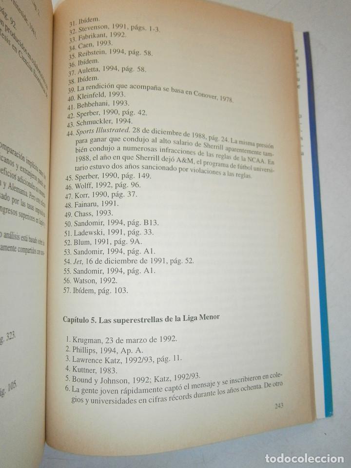 Libros de segunda mano: EL MUNDO DE LOS TRIUNFADORES FRANK ROBERT COOK PHILIP JAVIER VERGARA 1996 - Foto 14 - 128780979