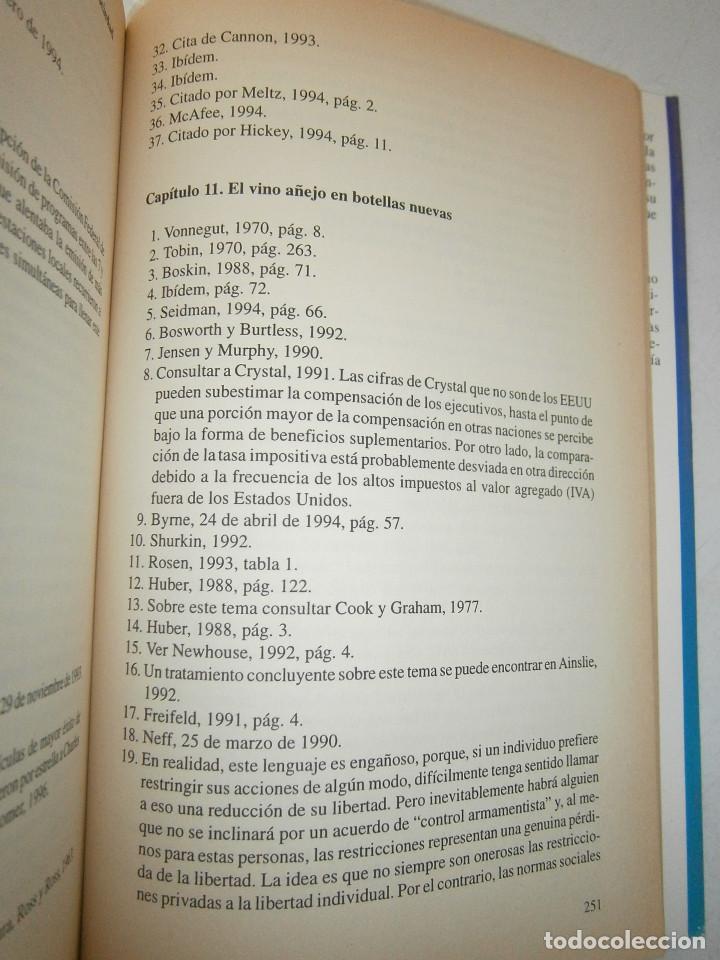 Libros de segunda mano: EL MUNDO DE LOS TRIUNFADORES FRANK ROBERT COOK PHILIP JAVIER VERGARA 1996 - Foto 20 - 128780979