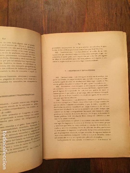 Libros de segunda mano: Antiguo libro Guía Teórico práctica para secretario de ayuntamiento, secretario de juzgado municipal - Foto 6 - 128833079