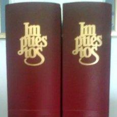 Libros de segunda mano: 2 TOMOS LA LEY, IMPUESTOS 2003. Lote 130074283