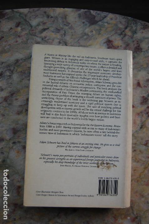 A Nation In Waiting Indonesian In The 1990s P Comprar Libros De