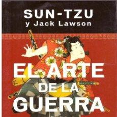 Libros de segunda mano: EL ARTE DE LA GUERRA. PARA EJECUTIVOS Y DIRECTIVOS. Lote 64237970