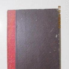Libros de segunda mano: FEDERICO CASTEJÓN. CASOS PRÁCTICOS DE DERECHO PENAL. INSTITUTO EDITORIAL REUS. MADRID 1941. Lote 132162218