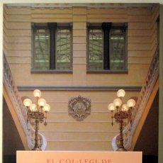 Libros de segunda mano: EL COL.LEGI DE NOTARIS DE BARCELONA - BARCELONA 1985 - IL·LUSTRAT. Lote 132262257