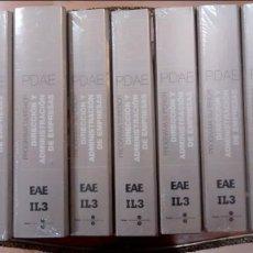 Libros de segunda mano - 'Programa superior. Dirección y administración de empresas' (completa. 8 vol.) - 132671346