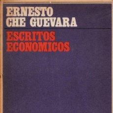 Libros de segunda mano: ERNESTO CHE GUEVARA. ESCRITOS ECONÓMICOS. EDICIONES PASADO Y PRESENTE, CÓRDOBA (ARGENTINA) 1971.. Lote 132722850