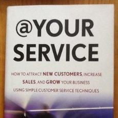 Libros de segunda mano: @ YOUR SERVICE. FRANK ELIASON. Lote 133002142