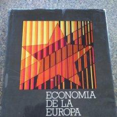 Libros de segunda mano: ECONOMIA DE LA EUROPA DEL ESTE -- BANCO EXTERIOR DE ESPAÑA - 1982 --. Lote 133444410