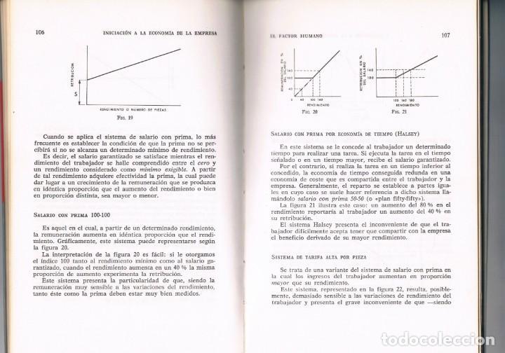 Libros de segunda mano: LIBRO INICIACION A LA ECONOMIA DE LA EMPRESA COMO NUEVO - Foto 2 - 133770794
